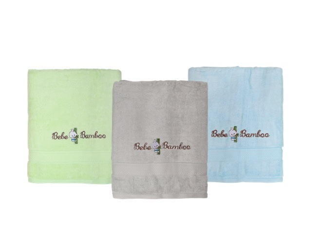 Bebe Bamboo 100% Bamboo Hooded/Bath Towels