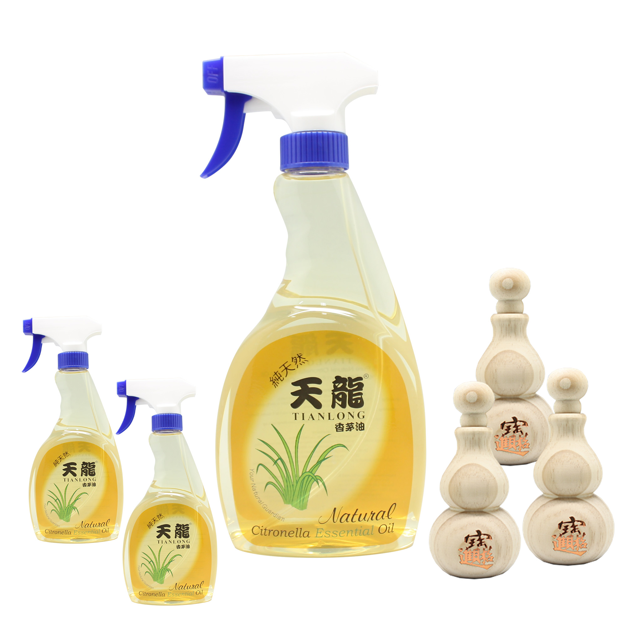 Tian Long Citronella Oil Natural Insect Repellent