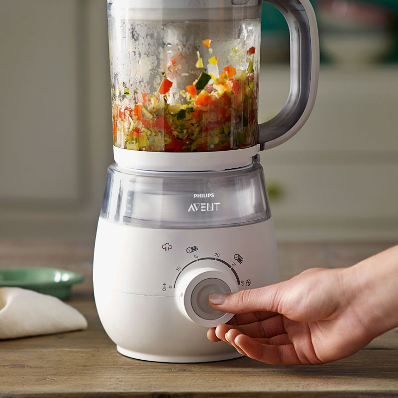 Philips Avent 4 In 1 Steamer And Blender