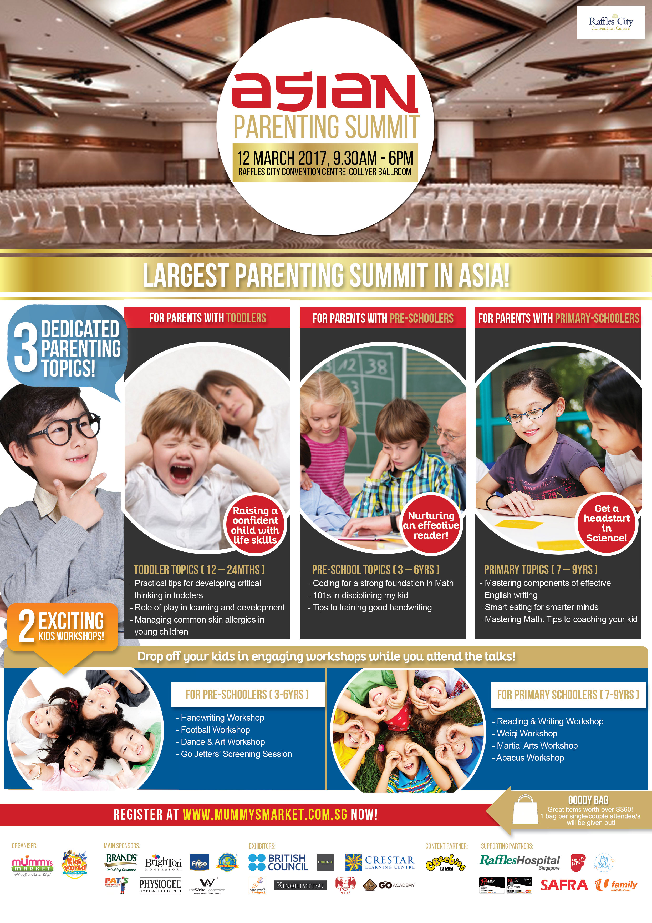 asian parenting summit