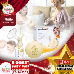 MEDELA - Most Trusted Single Breastpump