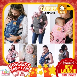 Tula Explore Baby Carrier (NEW LAUNCH)