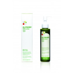 ALOBABY Milky Lotion (150ml) (Additional Free Gift ONLY For EARLY BIRD SPECIAL*)