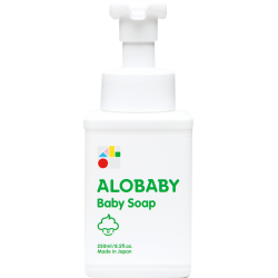ALOBABY Baby Soap (250ml) (Additional Free Gift ONLY For EARLY BIRD SPECIAL*)