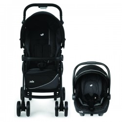 Joie Aire Travel System (Stroller + Carseat)