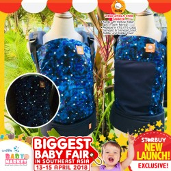 Tula Shooting Stars Baby Carrier!! (New Launch)
