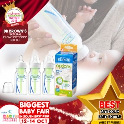 DR BROWN'S - Best Anti Colic Baby Bottle