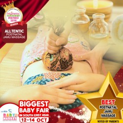 ALLTENTIC - Best PostNatal Jamu Massage