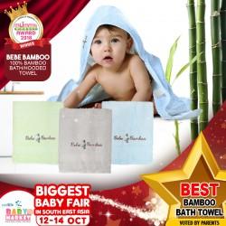 BEBE BAMBOO - Best Bamboo Bath Towel