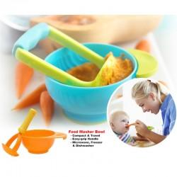 Mumspick Food Masher And Bowl