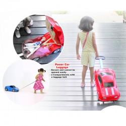 Mumspick Power Car Luggage
