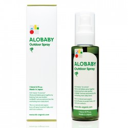 ALOBABY Outdoor Spray (110ml) (Additional Free Gift ONLY For EARLY BIRD SPECIAL*)