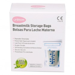 Unimom - Standard Breastmilk Storage Bags (30pcs each) - LIMITED Quantity!!