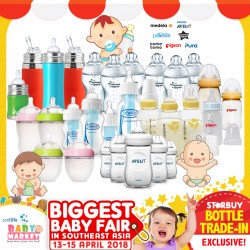 Bottle Trade In Deal at Baby Market