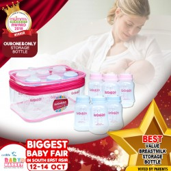 OURONE&ONLY - Best Value Breastmilk Storage Bottle