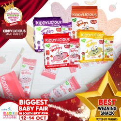 KIDDYLICIOUS - Best Weaning Snack