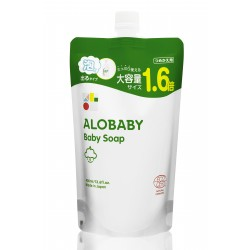ALOBABY Baby Soap Refill (400ml) (Additional Free Gift ONLY For EARLY BIRD SPECIAL*)