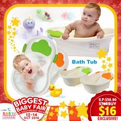 Little Tot's Bath Tub