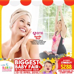 Beauty Mums and Babies BUNDLE DEAL! +  Free Mustela Massage Oil + FREE Pure Baby Body Lotion