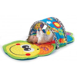 Playgro Caterpillar Tunnel Playgym - SAVE ALMOST 75%!!