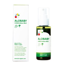 ALOBABY UV & Outdoor Mist (80ml) (Additional Free Gift ONLY For EARLY BIRD SPECIAL*)