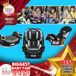 GRACO - Best Infant To Toddler Carseat