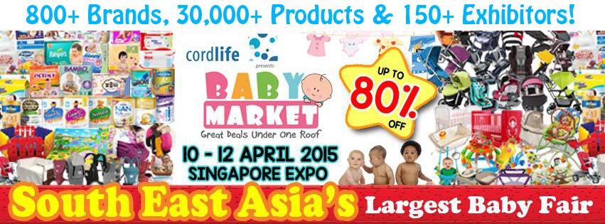 baby fair singapore
