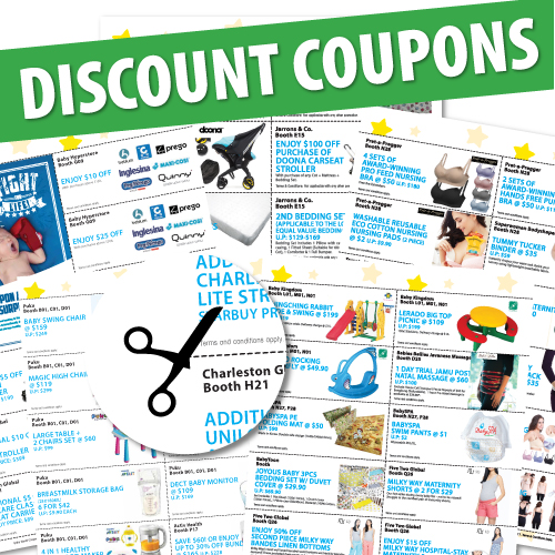 Baby Fair Biggest Saving Discount Coupon